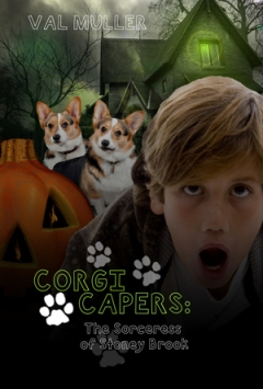 Corgi Capers Book 2: The Sorceress of Stoney Brook